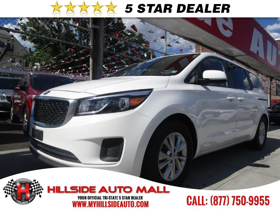 2016 Kia Sedona 4dr Wgn LX Hi folks thank you for taking the time out of your busy day and looking