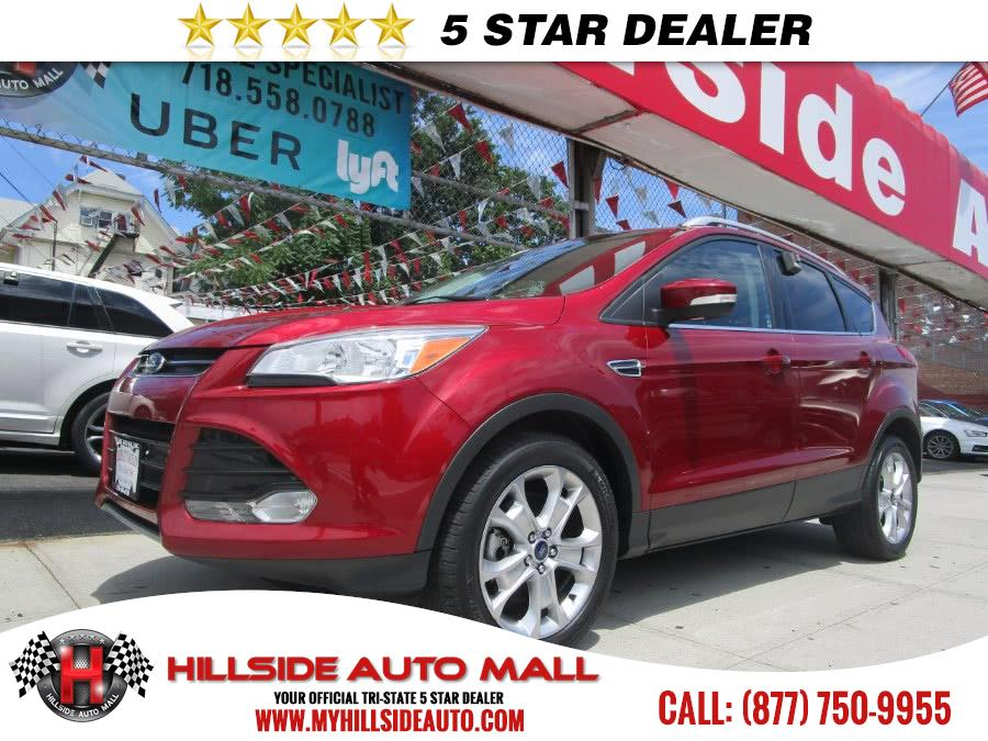 2014 Ford Escape 4WD 4dr Titanium Hi folks thank you for taking the time out of your busy day and
