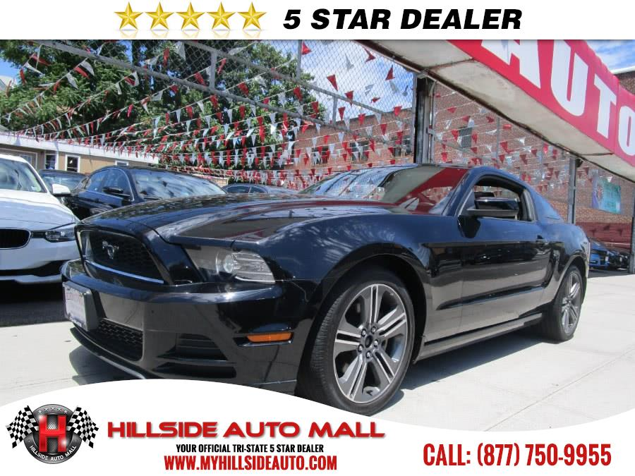 2014 Ford Mustang 2dr Cpe V6 Premium Hi folks thank you for taking the time out of your busy day a