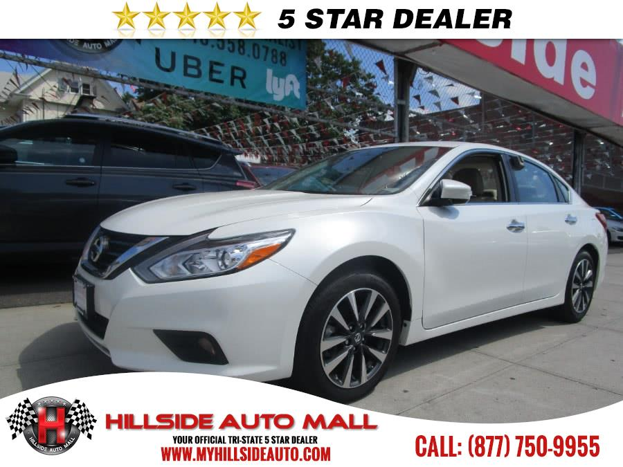 2016 Nissan Altima 4dr Sdn I4 25 SL Hi folks thank you for taking the time out of your busy day a