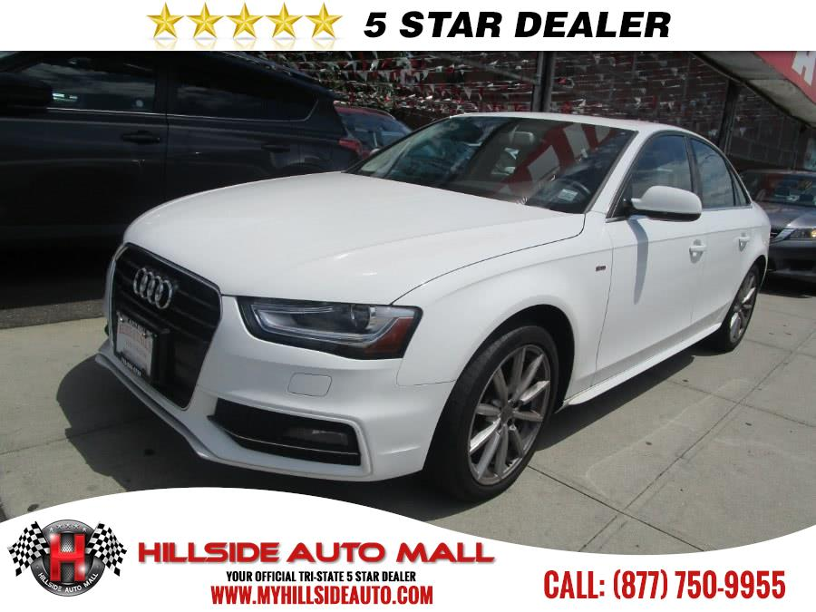 2014 Audi A4 4dr Sdn Auto quattro 20T Premium Plus Hi folks thank you for taking the time out of