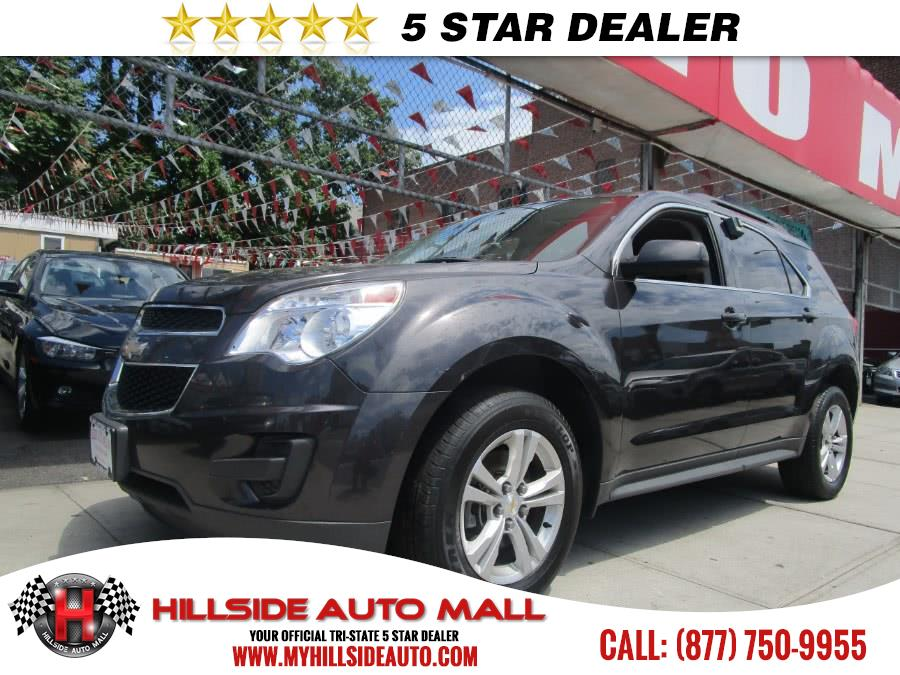 2014 Chevrolet Equinox AWD 4dr LT w1LT Hi folks thank you for taking the time out of your busy da