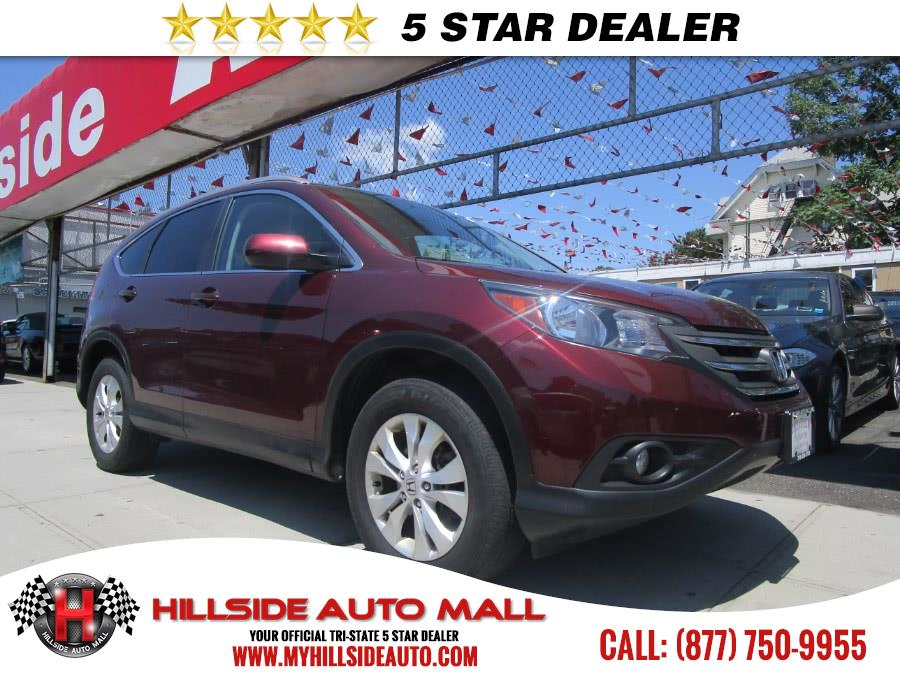 2014 Honda CR-V AWD 5dr EX-L wNavi Hillside Auto Mall is the car shopping destination for Long Is