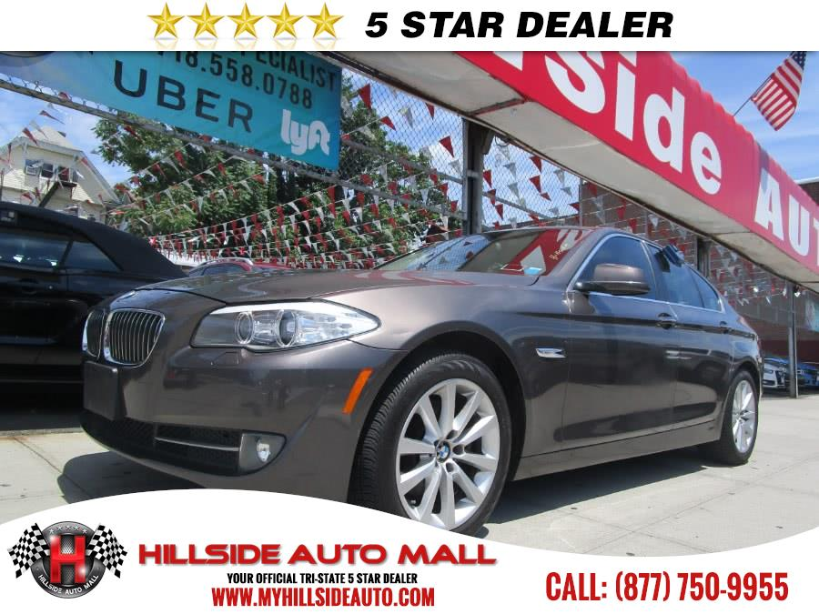 2013 BMW 5 Series 4dr Sdn 528i xDrive AWD Hi folks thank you for taking the time out of your busy