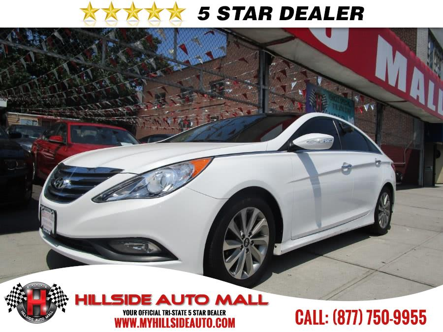 2014 Hyundai Sonata 4dr Sdn 24L Auto Limited Hi folks thank you for taking the time out of your b