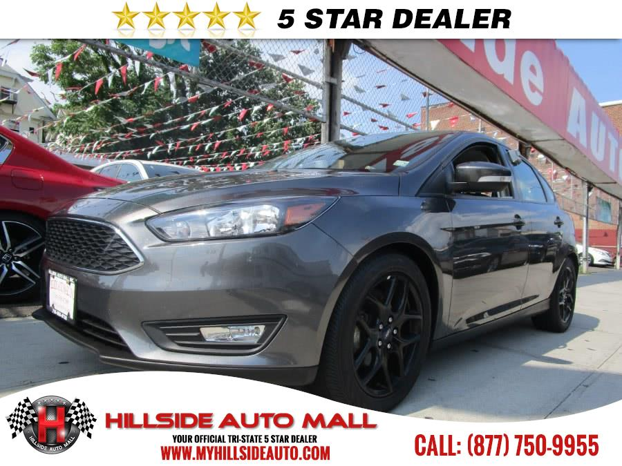 2016 Ford Focus 5dr HB SE Hi folks thank you for taking the time out of your busy day and looking