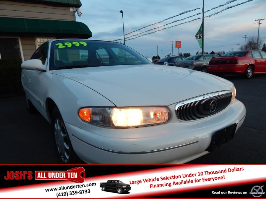 2002 Buick Century Custom in Lima, OH   Used Cars for Sale on ...