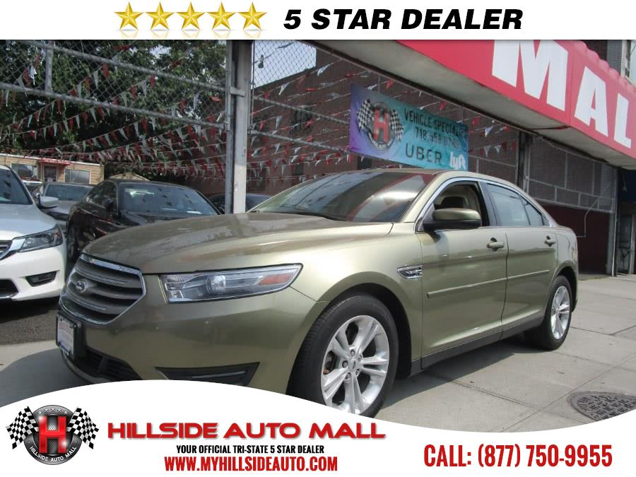2013 Ford Taurus 4dr Sdn SEL FWD Hillside Auto Mall is the car shopping destination for Long Islan