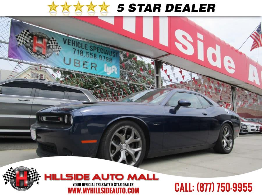 2015 Dodge Challenger 2dr Cpe RT Plus Hi folks thank you for taking the time out of your busy day