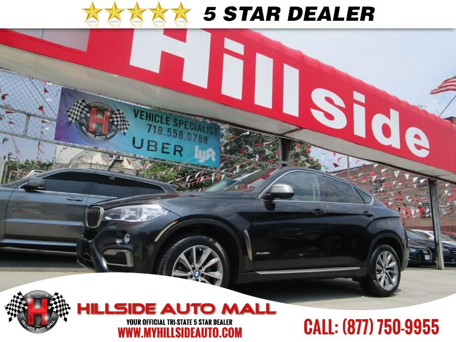 2015 BMW X6 AWD 4dr xDrive35i Hi folks thank you for taking the time out of your busy day and look