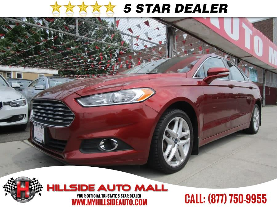 2014 Ford Fusion 4dr Sdn SE FWD Hi folks thank you for taking the time out of your busy day and lo