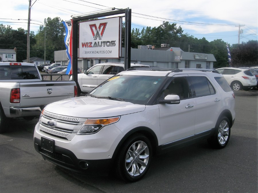 Used 2015 Ford Explorer, $27463