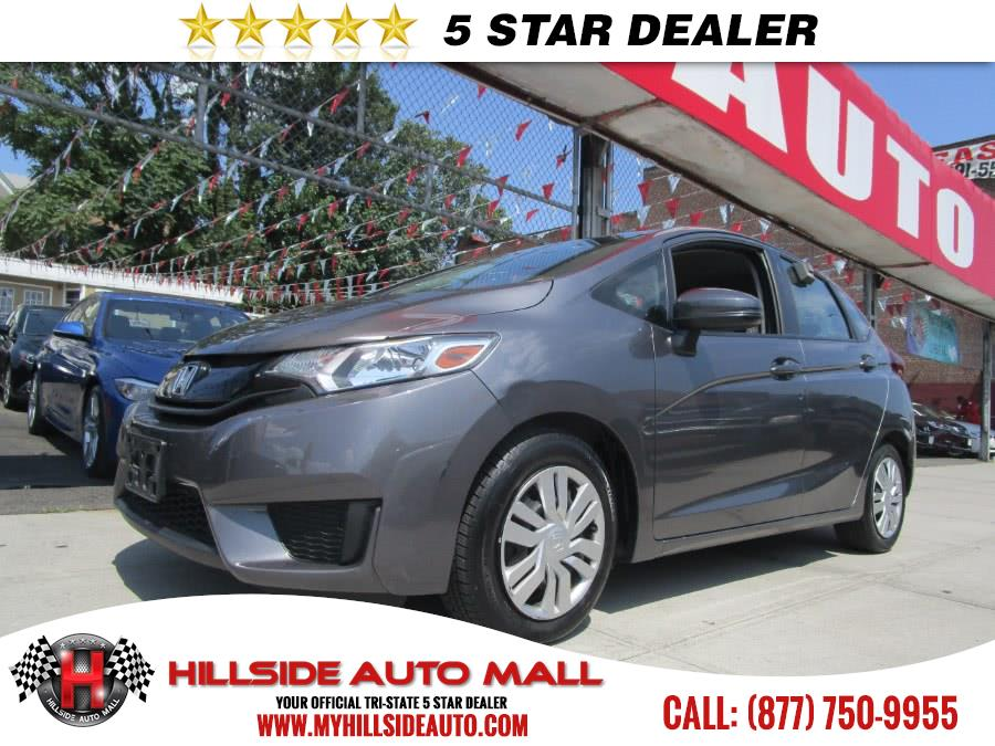 2015 Honda Fit 5dr HB CVT LX Hillside Auto Mall is the car shopping destination for Long Island Q