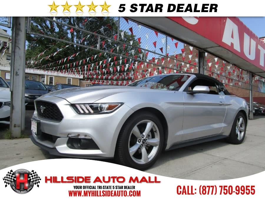 2015 Ford Mustang 2dr Conv V6 Hi folks thank you for taking the time out of your busy day and look
