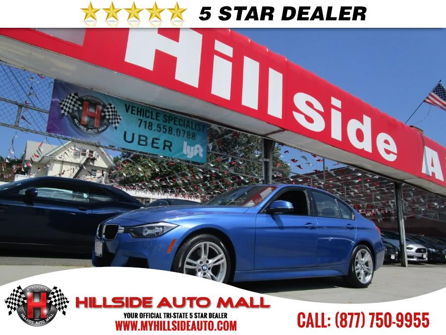 2014 BMW 3 Series 4dr Sdn 328i xDrive AWD SULEV Hillside Auto Mall is the car shopping destination