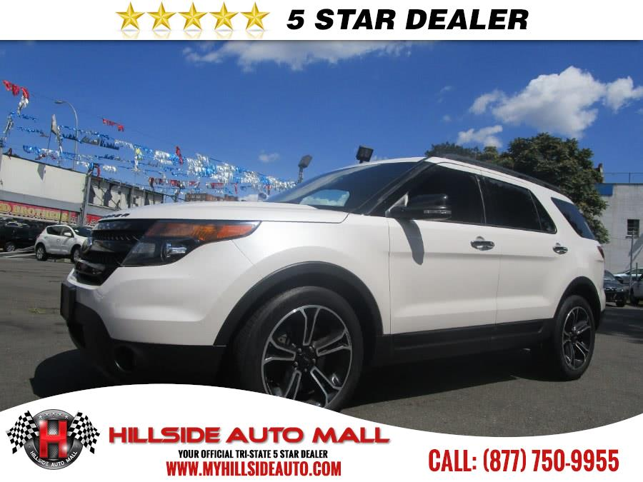 2014 Ford Explorer 4WD 4dr Sport Hi folks thank you for taking the time out of your busy day and l