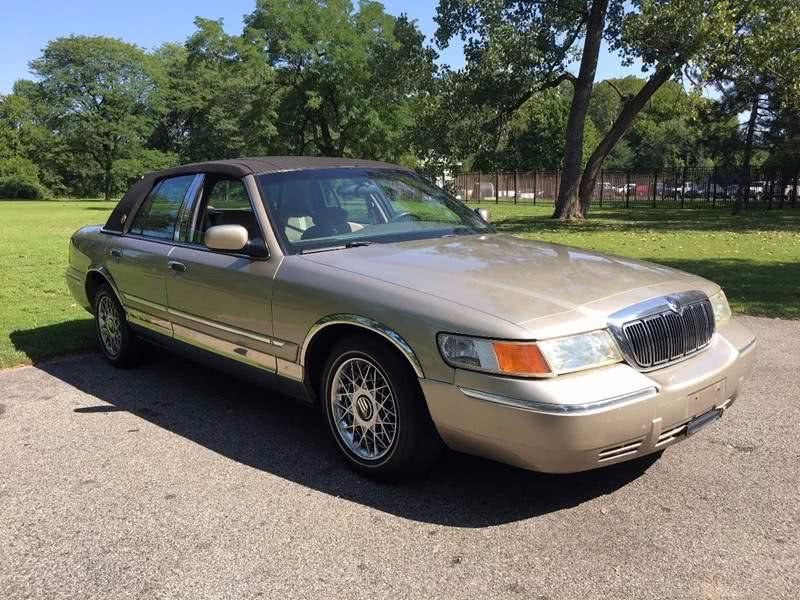 $3,450, Wow! A 2000 Mercury Grand Marquis with only 50,531 Miles