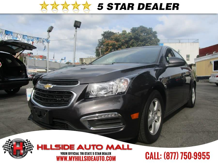 2015 Chevrolet Cruze 4dr Sdn Auto 1LT Hi folks thank you for taking the time out of your busy day
