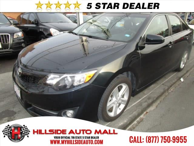 2014 Toyota Camry 4dr Sdn I4 Auto SE Sport Natl Hillside Auto Mall is the car shopping destinatio