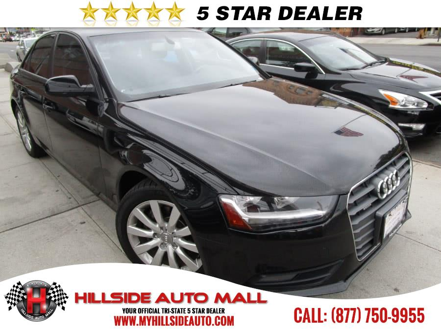 2014 Audi A4 4dr Sdn Auto quattro 20T Prem Hi folks thank you for taking the time out of your bus