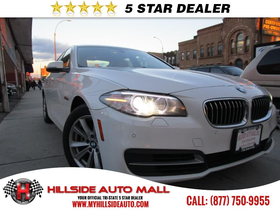 2014 BMW 5 Series 4dr Sdn 528i xDrive AWD Hi folks thank you for taking the time out of your busy