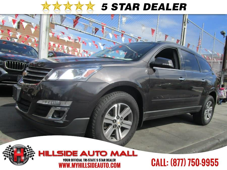 2015 Chevrolet Traverse AWD 4dr LT w1LT Hillside Auto Mall is the car shopping destination for Lo