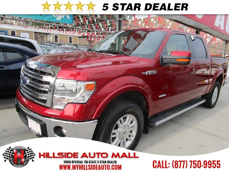 2014 Ford F-150 4WD SuperCrew 145 XL Hillside Auto Mall is the car shopping destination for Long