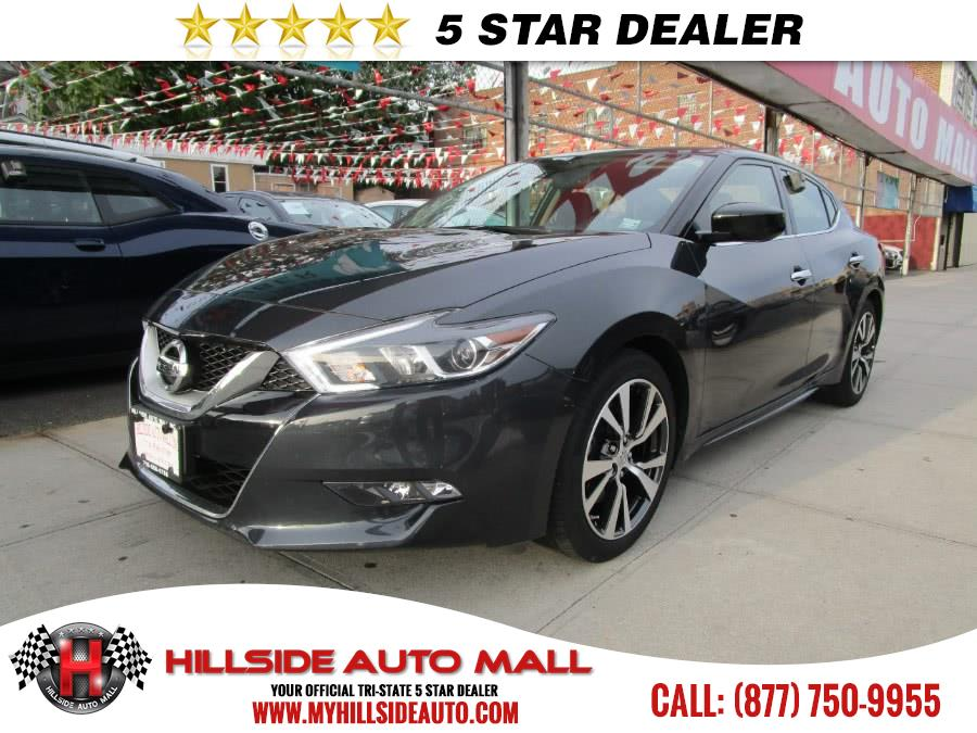 2017 Nissan Maxima S 35L Hillside Auto Mall is the car shopping destination for Long Island Quee