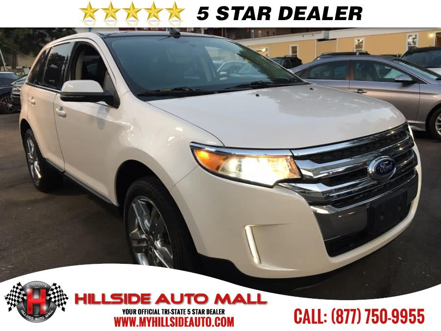 2014 Ford Edge 4dr Limited AWD Hillside Auto Mall is the car shopping destination for Long Island