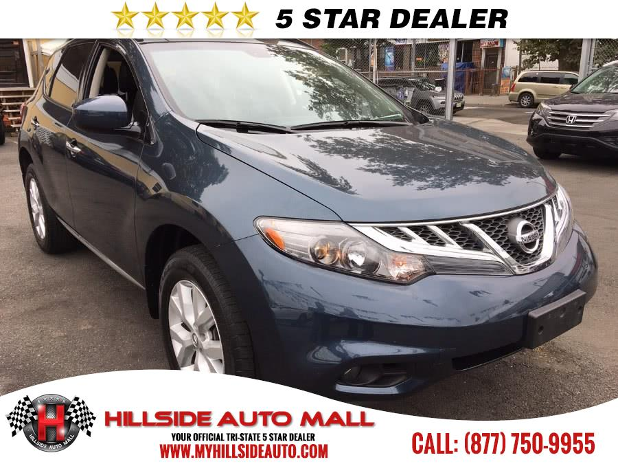 2014 Nissan Murano AWD 4dr S ABS4-Wheel Disc BrakesACATAdjustable Steering WheelAll Wheel D