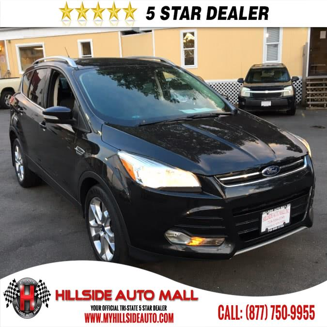 2014 Ford Escape 4WD 4dr Titanium Hillside Auto Outlet is the car shopping destination for Long Is
