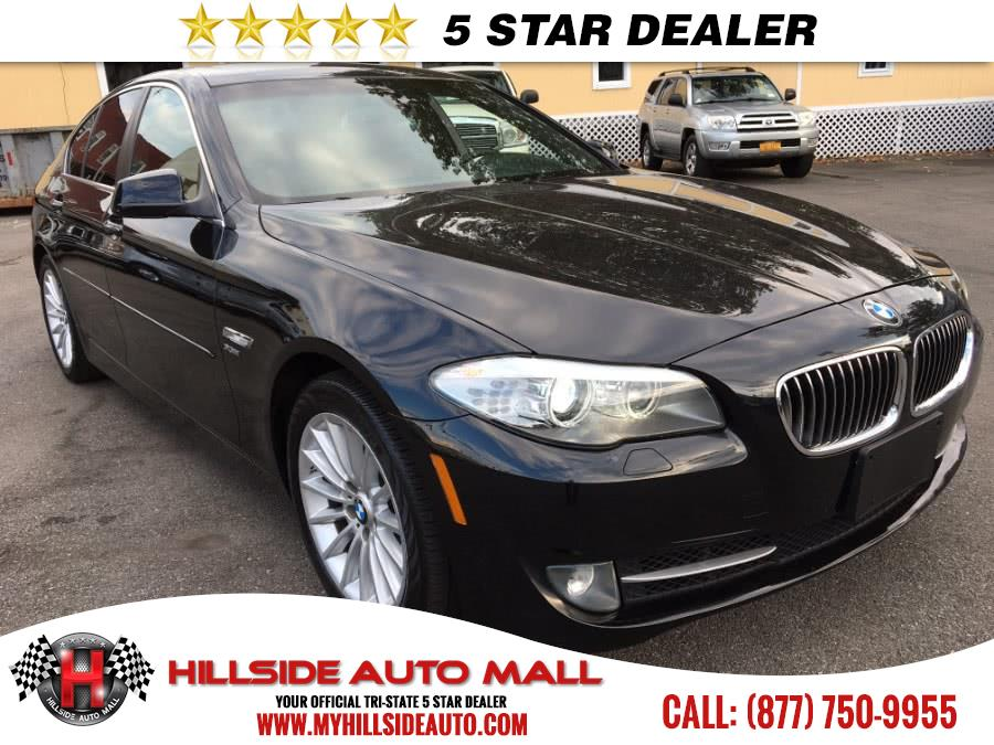 2011 BMW 5 Series 4dr Sdn 535i xDrive AWD Hillside Auto Mall is the car shopping destination for L