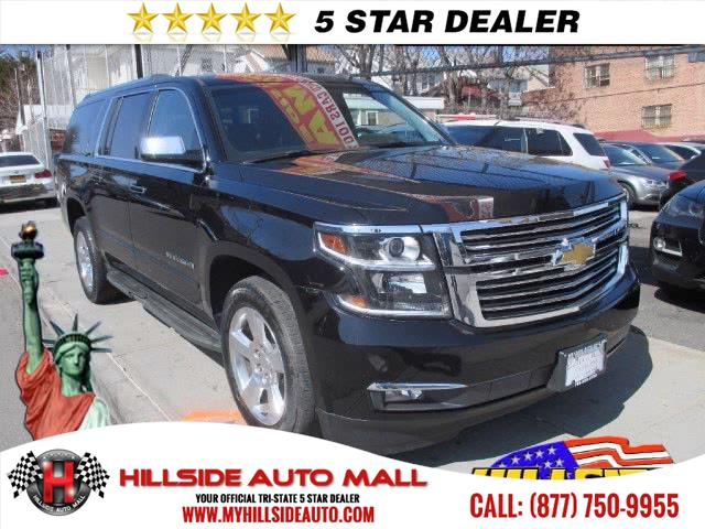2015 Chevrolet Suburban 4WD 4dr LTZ We have assembled the most advanced network of lenders to ensu