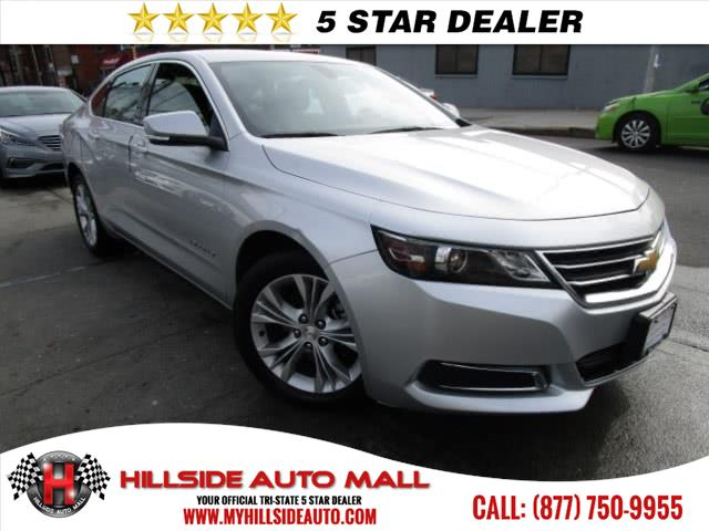 2015 Chevrolet Impala 4dr Sdn LT w2LT Hi folks thank you for taking the time out of your busy day
