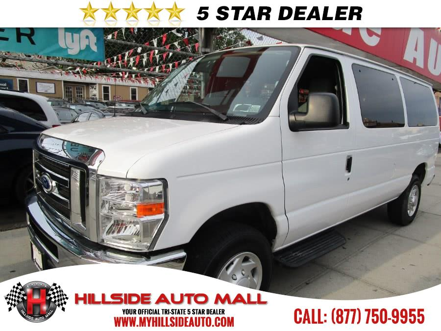 2014 Ford Econoline Wagon E-350 Super Duty XLT Hillside Auto Mall is the car shopping destination