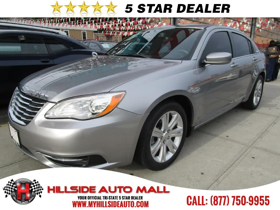 2014 Chrysler 200 4dr Sdn Touring Hillside Auto Mall is the car shopping destination for Long Isla