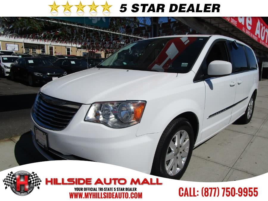 2016 Chrysler Town  Country 4dr Wgn Touring Hillside Auto Mall is the car shopping destination fo