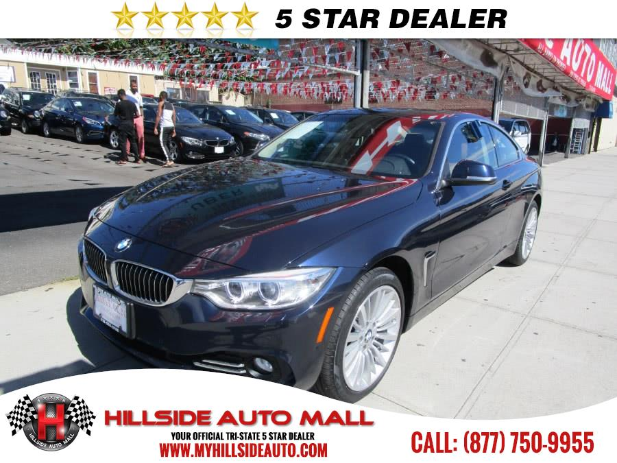 2014 BMW 4 Series 2dr Cpe 435i xDrive AWD Hillside Auto Mall is the car shopping destination for L