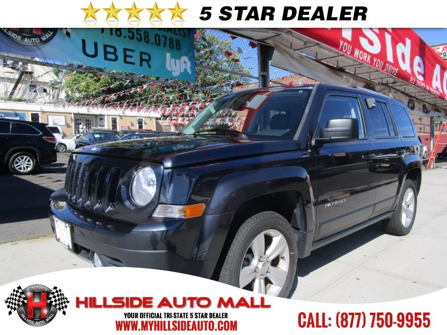 2014 Jeep Patriot 4WD 4dr Limited Hillside Auto Mall is the car shopping destination for Long Isla