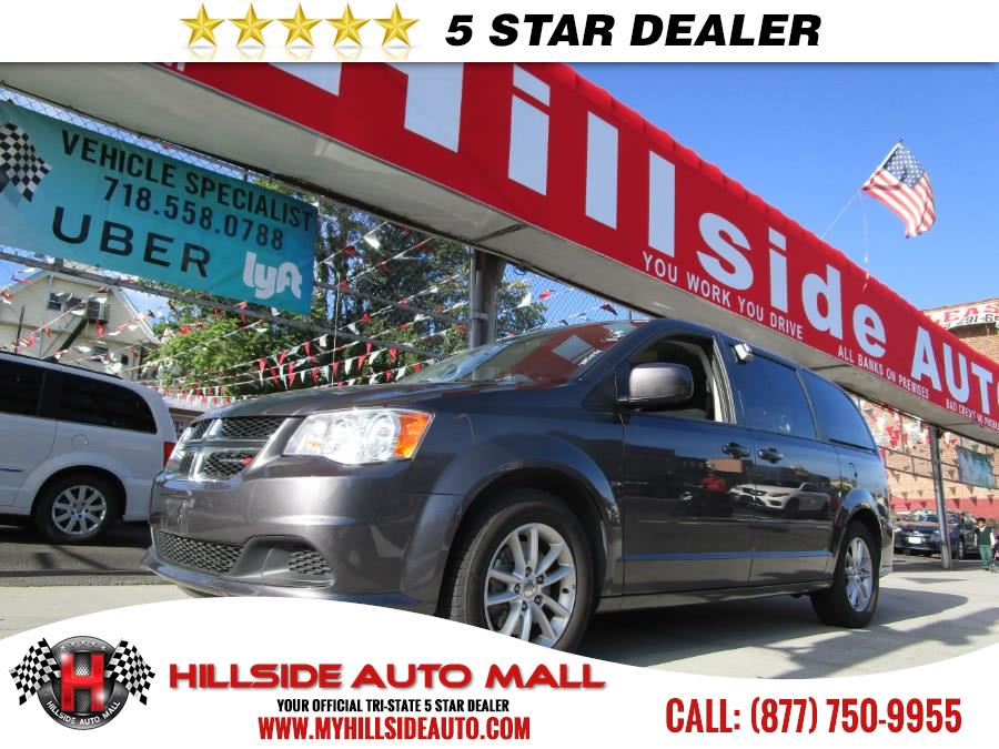 2016 Dodge Grand Caravan 4dr Wgn SXT Hillside Auto Mall is the car shopping destination for Long I