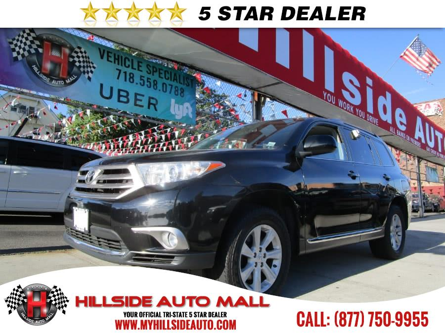 2013 Toyota Highlander 4WD 4dr V6 Natl Hillside Auto Mall is the car shopping destination for Lo