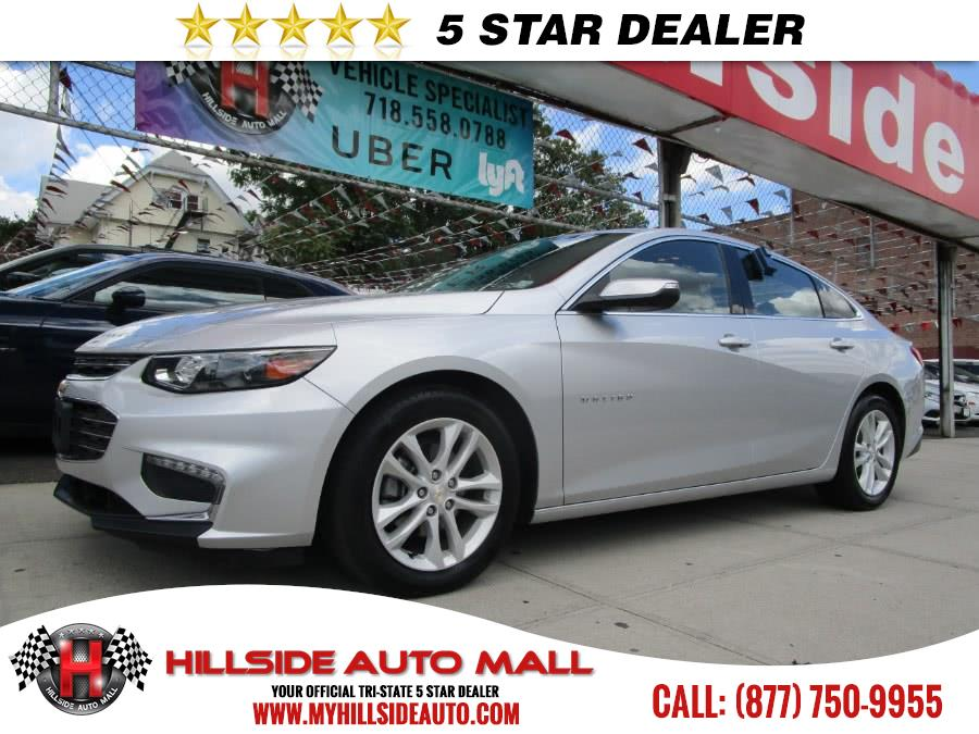 2016 Chevrolet Malibu 4dr Sdn LT w1LT Hillside Auto Mall is the car shopping destination for Long