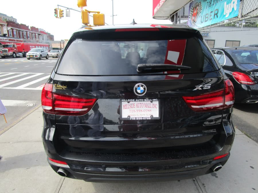 2015 BMW X5 AWD 4DR XDRIVE35I