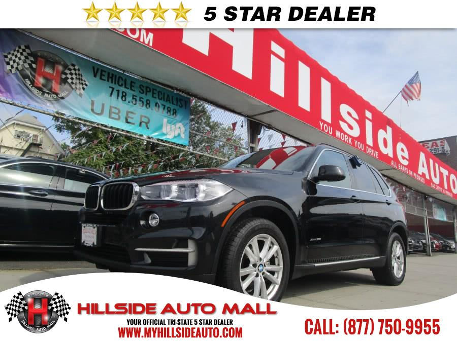 2015 BMW X5 AWD 4dr xDrive35i Hillside Auto Mall is the car shopping destination for Long Island