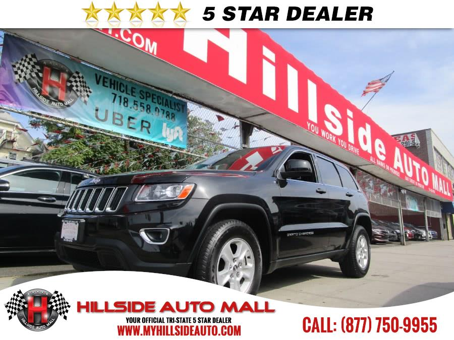 2014 Jeep Grand Cherokee 4WD 4dr Laredo Hillside Auto Mall is the car shopping destination for Lon