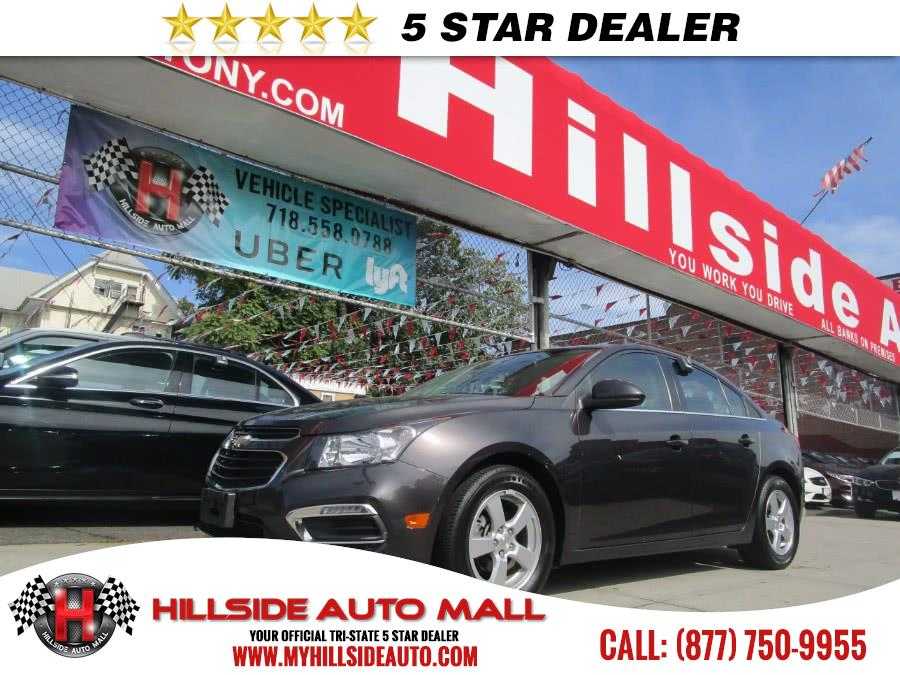 2015 Chevrolet Cruze 4dr Sdn Auto 1LT Hillside Auto Mall is the car shopping destination for Long