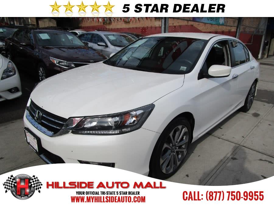 2015 Honda Accord Sedan 4dr I4 CVT Sport Hillside Auto Mall is the car shopping destination for Lo