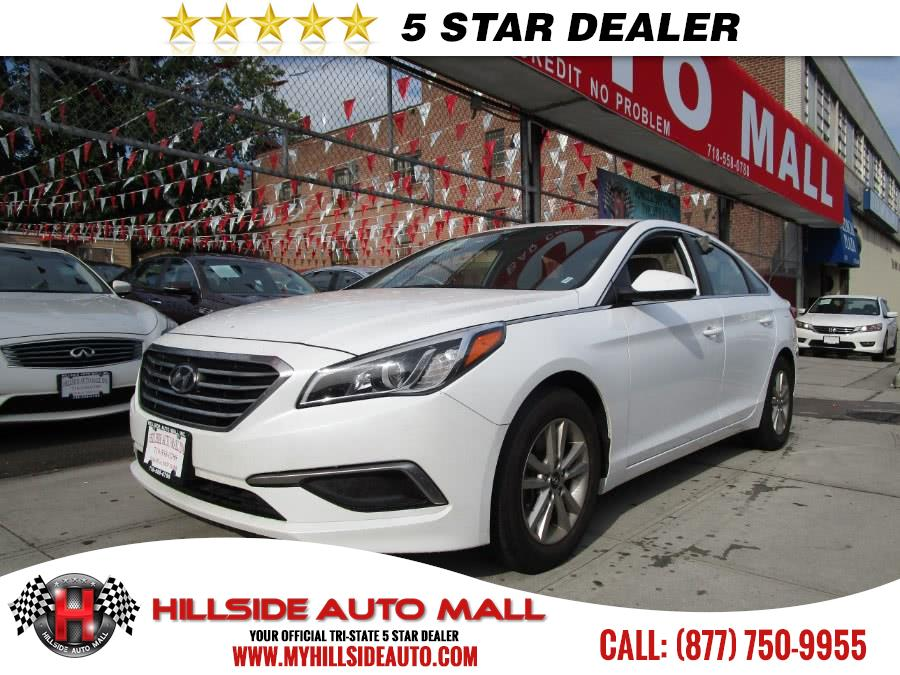 2016 Hyundai Sonata 4dr Sdn 24L SE Hillside Auto Mall is the car shopping destination for Long Is