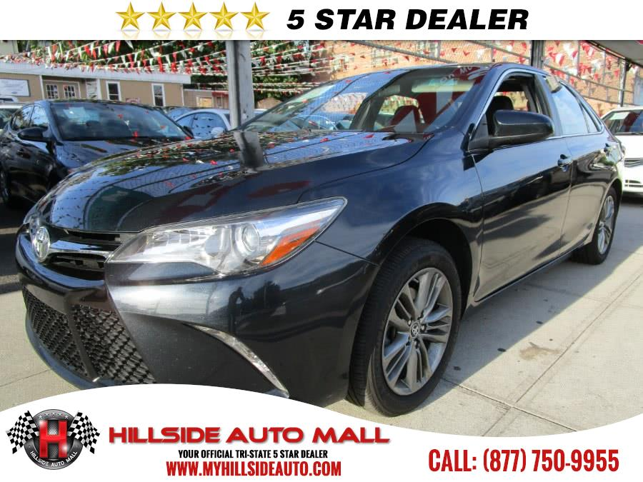 2015 Toyota Camry 4dr Sdn I4 Auto SE Natl Hillside Auto Mall is the car shopping destination for