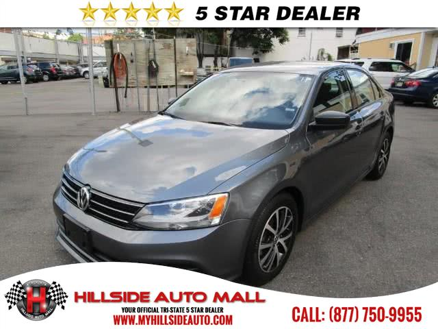 2016 Volkswagen Jetta Sedan 4dr Auto 14T SE Hillside Auto Mall is the car shopping destination fo